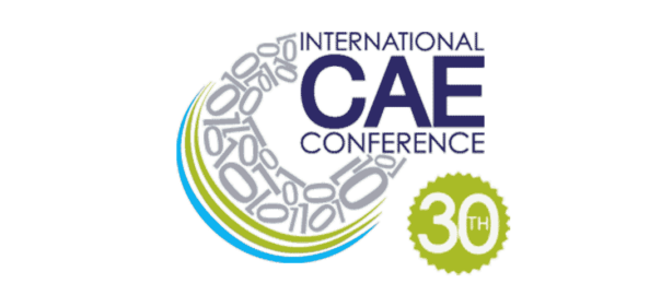 CAE conference 30 logo