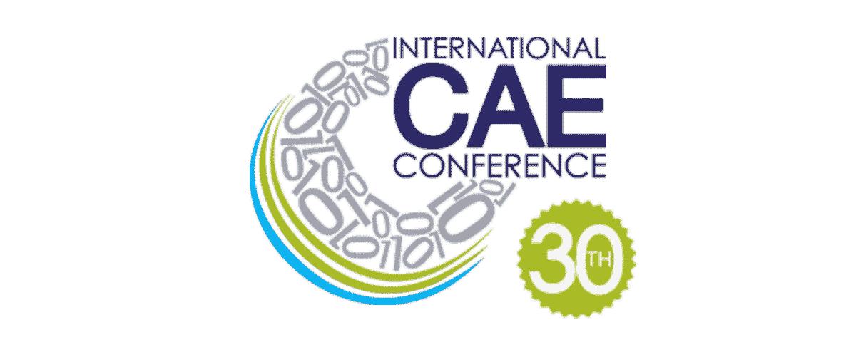 CAE conference 30 logo