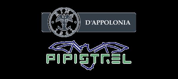 Dappollonia Pipistrel logo