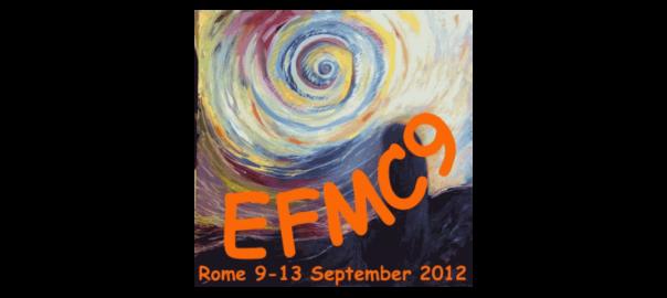 EFMC9 logo