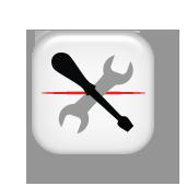 Tools symbol